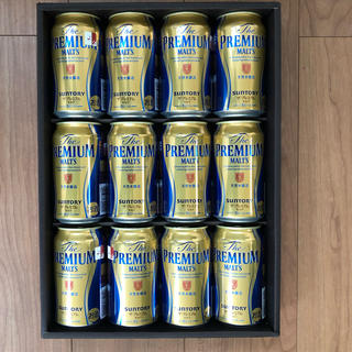 サントリー(サントリー)のサントリー ザ プレミアム モルツ ビールセット 350ml 12缶(ビール)