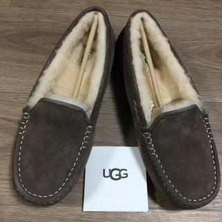 UGG - 新品未使用!正規品 UGGアンスレー チョコレート24センチ