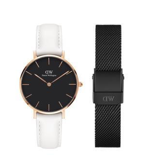 Daniel Wellington - 【32㎜】ダニエル ウェリントン腕時計 DW283+ベルトSET《3年保証付》