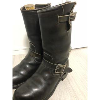 レッドウィング(REDWING)のVintage Santarosa engineer boots(ブーツ)