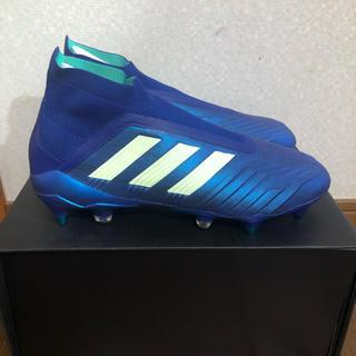 adidas プレデター 18+ SGサッカースパイク