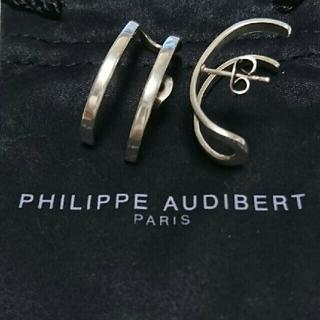 Philippe Audibert - プラージュ PHILIPPE AUDIBERT NEW POST PIE ピアス