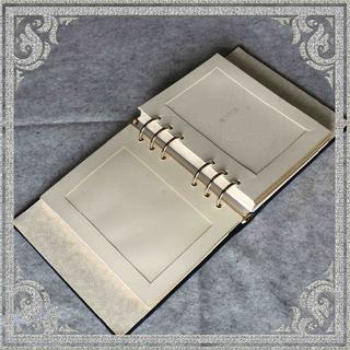 ティファニー(Tiffany & Co.)のTiffany バインダー式 フォトアルバム(日用品/生活雑貨)