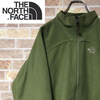 ザノースフェイス(THE NORTH FACE)の【THE NORTH FACE】 フリース ロゴ刺繍入り Lサイズ(その他)