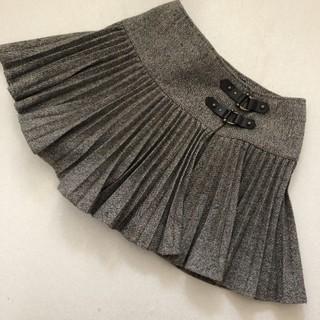バーバリーブルーレーベル(BURBERRY BLUE LABEL)のバーバリーブルーレーベル 巻きスカート(ひざ丈スカート)