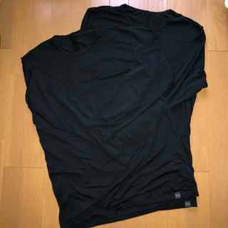 ユニクロ(UNIQLO)のUNIQLO(Tシャツ/カットソー(七分/長袖))