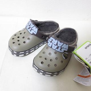 crocs - 新品 クロックス スターウォーズ ボア サンダル J279