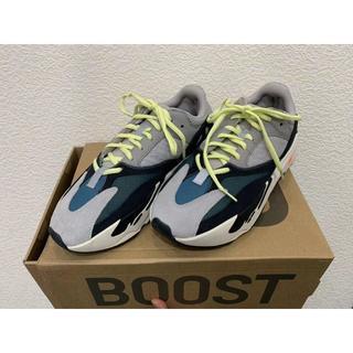 アディダス(adidas)のyeezy boost 700 wave runner(スニーカー)
