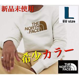 ザノースフェイス(THE NORTH FACE)の◆THE NORTH FACE◆スウェット トレーナー ヴィンテージホワイト L(スウェット)