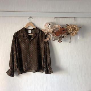 ダブルクローゼット(w closet)の[w closet]ブラウス(シャツ/ブラウス(長袖/七分))