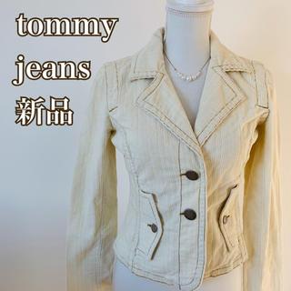 トミー(TOMMY)のtommy jeans コーデュロイ  ジャケット 新品 難あり(テーラードジャケット)