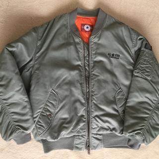 コンバース(CONVERSE)の コンバース MA-1TYPE ジャケット(ブルゾン)