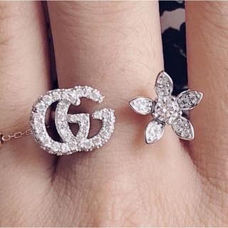 Gucci - グッチ 指輪 フリーサイズ