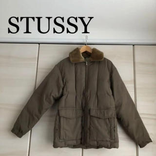 ステューシー(STUSSY)のSTUSSY ステューシー ダウンジャケット(ダウンジャケット)