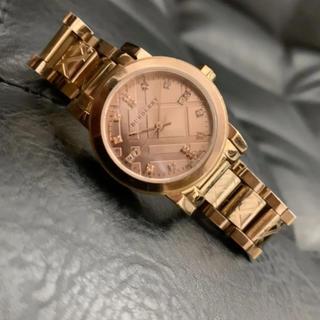 BURBERRY - バーバリー 時計 ローズゴールド