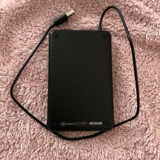 ELECOM(エレコム)のELECOM テンキー スマホ/家電/カメラのPC/タブレット(PC周辺機器)の商品写真