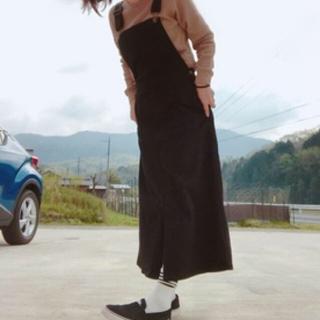 niko and... - ニコアンド ジャンパースカート ベージュ