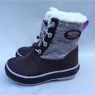 キーン(KEEN)のKEEN ELSA L BOOT WP キーン エルサ L 防水防寒ブーツ(ブーツ)
