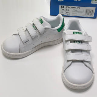 adidas - スタンスミス キッズ スニーカー