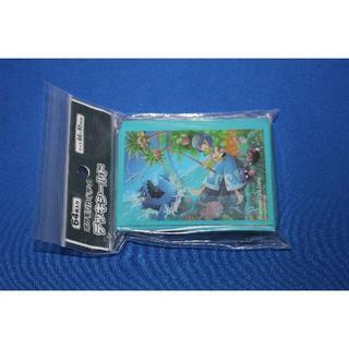 ポケモン(ポケモン)のポケモンカードゲーム デッキシールド スイレン&ヨワシGX(カードサプライ/アクセサリ )
