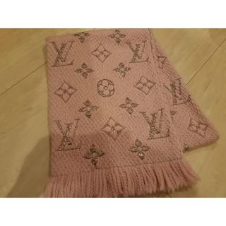 LOUIS VUITTON - 正規品  ルイヴィトン マフラー ロゴマニア