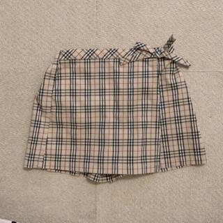 BURBERRY - バーバリー キュロットパンツ スカート  パンツ