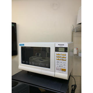 Panasonic - パナソニック オーブンレンジ NE-TY155-W
