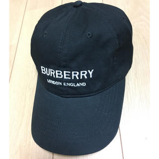 BURBERRY - キャップ 値下げ済み