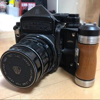 PENTAX - PENTAX 6×7 TTL ミラーアップ 105mm 1:2.4