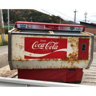 冷蔵庫  コカコーラ