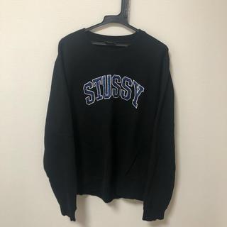 STUSSY - stussy スウェット