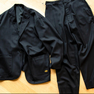 BEAMS - beams tripster dickies black Sサイズ
