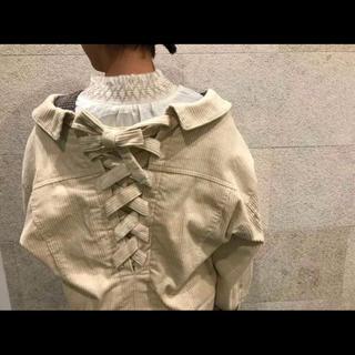 w closet - wcloset   コーデュロイジャケット