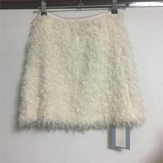 snidel - snidel ボアスカート