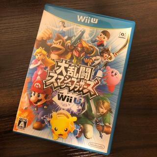 任天堂 - [値下げしました!!]大乱闘スマッシュブラザーズ for WiiU