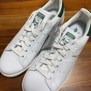 アディダス(adidas)のアディダス スタンスミス  24cm グリーン CQ2871(スニーカー)