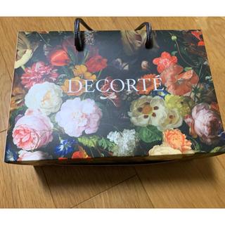 コスメデコルテ(COSME DECORTE)のコスメデコルテ 花柄ブランケット 非売品(おくるみ/ブランケット)