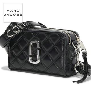 MARC JACOBS - 新品 マークジェイコブス softshot quilted ブラック 大人気♪