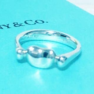Tiffany & Co. - ☆新品☆未使用☆ティファニー ビーン リング9号