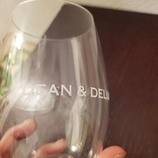 ディーンアンドデルーカ(DEAN & DELUCA)の確認用 DEAN&DELUCAコップ(グラス/カップ)