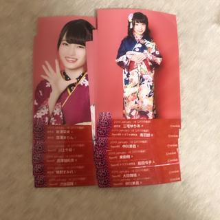 エヌエムビーフォーティーエイト(NMB48)のNMB48 生写真(女性タレント)
