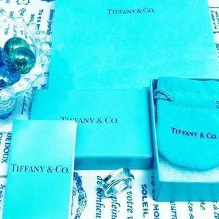 Tiffany & Co. - ☆新品☆未使用☆ティファニー 1837ロゴリング 10号