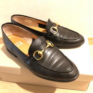 イング(ing)のing 黒 ビットローファー 24cm(ローファー/革靴)