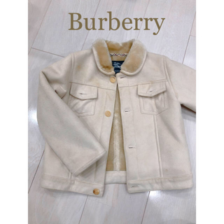 BURBERRY - 本日のみ値下げ!Burberry キッズコート