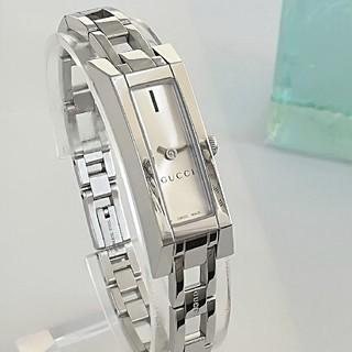 Gucci - 綺麗 グッチ 新品仕上げ レディースウォッチ 時計 卒業式 プレゼントに 極美品