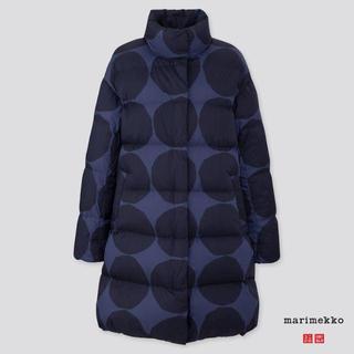 marimekko - ユニクロ マリメッコ ウルトラライトダウン コート ダウンジャケット