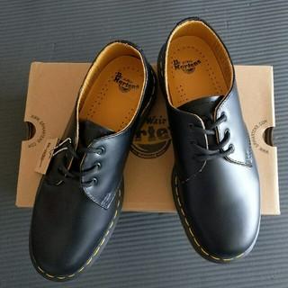 Dr.Martens - UK9 Dr.Martensドクターマーチン 1461 3ホール 新品 革靴