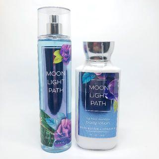 バスアンドボディーワークス(Bath & Body Works)のBath&Body Works Moonlight Path 2点セット(香水(女性用))