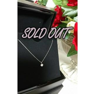 ヴァンドームアオヤマ(Vendome Aoyama)の専用♡Pt950 ダイヤモンドネックレス ラウンドブリリアント 0.1ct(ネックレス)
