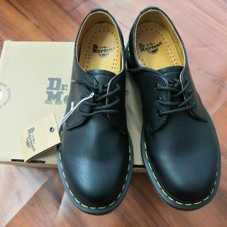 ドクターマーチン(Dr.Martens)のUK5 ドクターマーチン 3ホール 新品未使用 (ローファー/革靴)